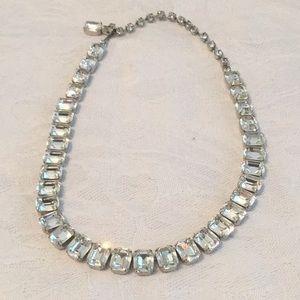 💃Gorgeous Vintage Rhinestone Choker Necklace 💃